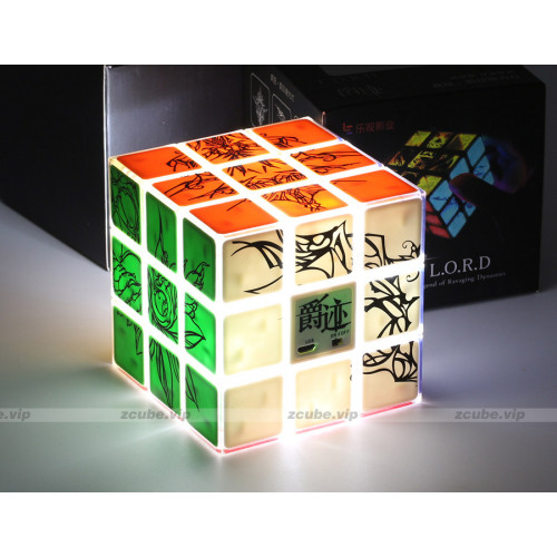 YuXin 3x3x3 LED light cube - LORD