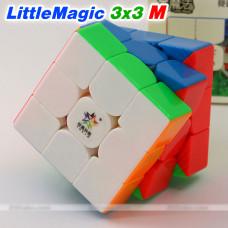 YuXin 3x3x3 magnetic cube - LittleMagic M   Rubik kocka