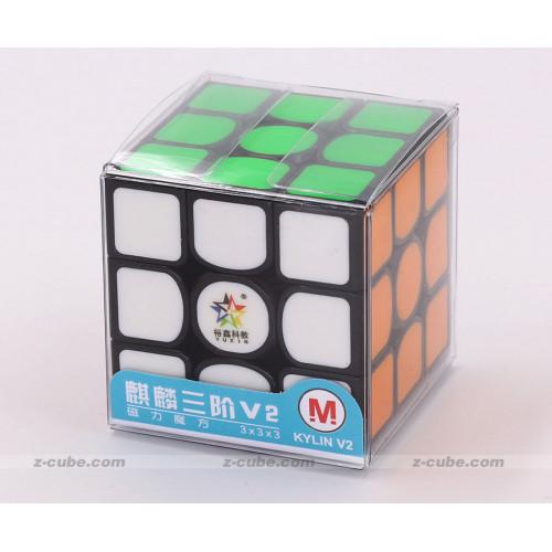 YuXin 3x3x3 Unicorn V2 cube - KYLIN M