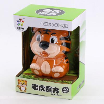 YuXin animal 2x2x2 puzzle - Tiger cube