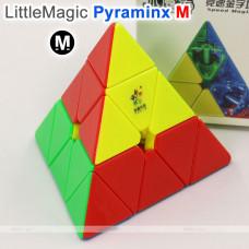 YuXin LittleMagic Pyraminx magnetic cube   Rubik kocka