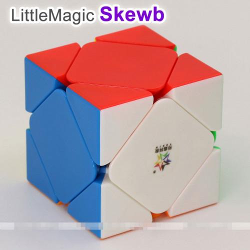 YuXin LittleMagic Skewb cube