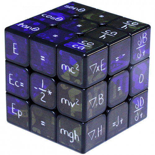 CB Physical Formulas 3x3x3 Magic Cube | Rubik kocka