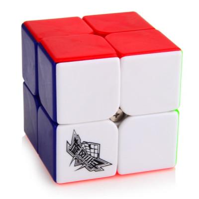 Cyclone Boys FeiChang 2x2x2 Magic Cube Colored