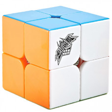 Cyclone Boys FeiDi 2x2x2 Stickerless Speed Cube | Rubik kocka