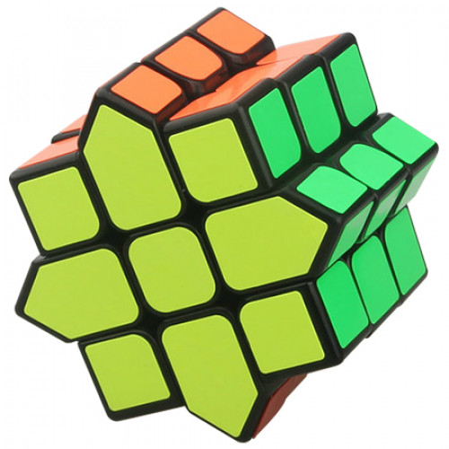DIY Octagonal 3x3x3 Magic Cube