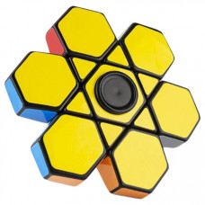 DianSheng 6 Petal Fidget Fingertip 1x3x3 Magic Cube