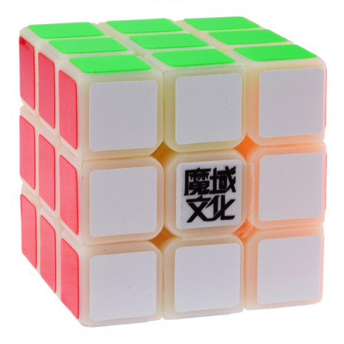 MoYu WeiLong Stickered Magic Cube Orignal Color