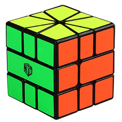 QiYi X-Man VOLT SQ-1 Speed Cube Black