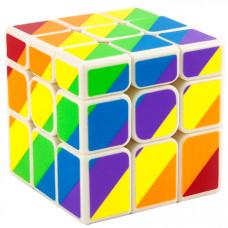 YongJun Unequal 3x3x3 Cube White