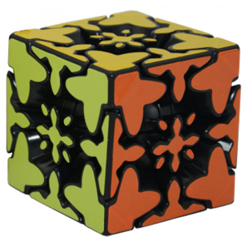 FangCun SuLiu Gear Magic Cube Black