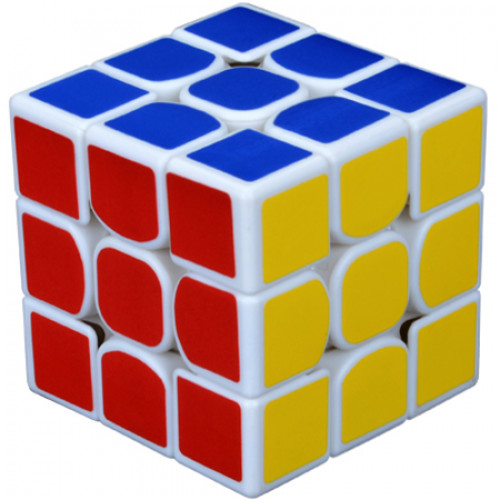 Ghost Hand Phoenix NiePan 3x3x3 Speed Cube White Professional Edition | Rubik kocka