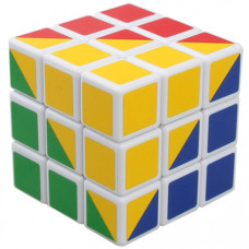 High Challenge 4-Color 3x3x3 Magic Cube