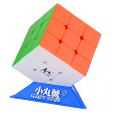 Maru Cx3 Magic Cube with Base