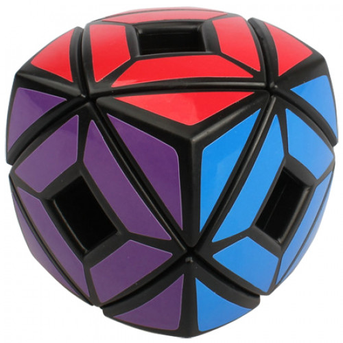 SY Arc Angle Void Skewb Magic Cube Black
