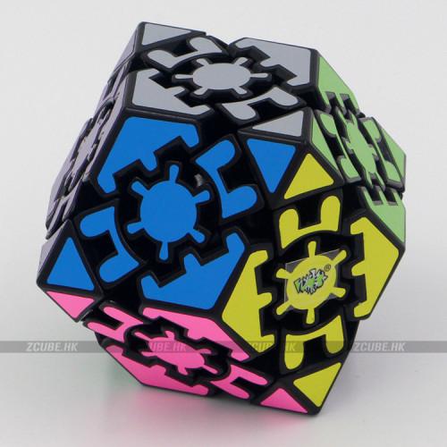 LanLan 3x3x3 Gear Rhombic Dodecahedron cube