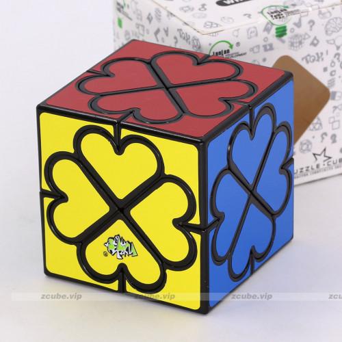 LanLan Lucky clover Dino cube love
