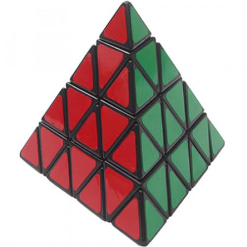 LanLan 4-layer Pyraminx Speed Cube Black | Rubik kocka