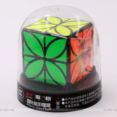 MoFangGe Four leaf clover Cube plus