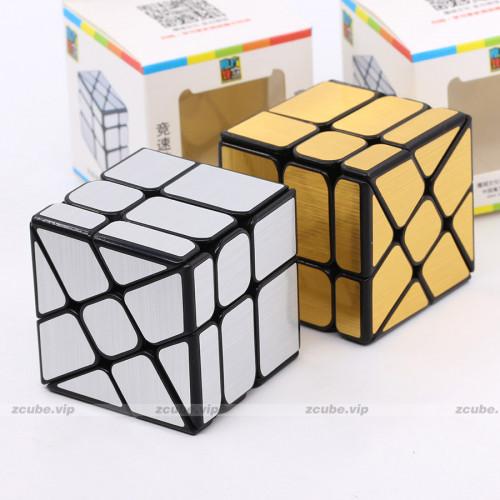 Moyu 3x3 unequal cube - Mirror FengHuoLun