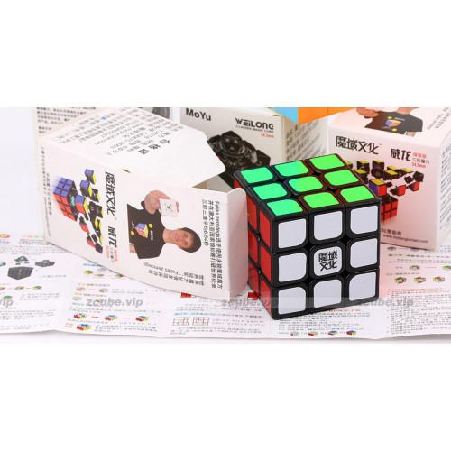 Moyu 3x3x3 cube - Small WeiLong v2 54.5mm