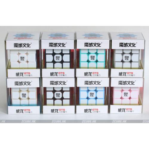 Moyu 3x3x3 Cube - WeiLong GTS | Rubik kocka