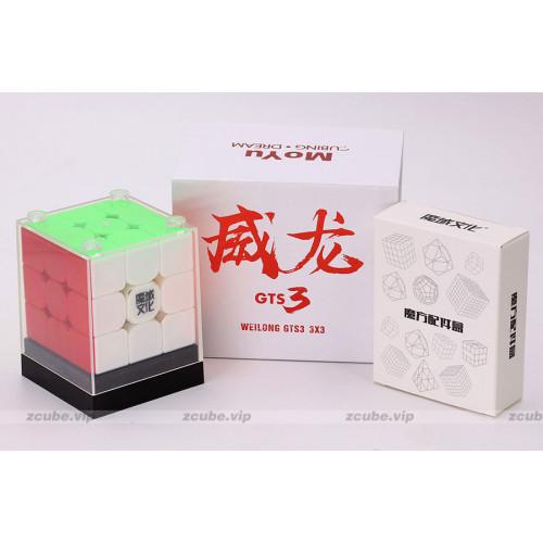 Moyu 3x3x3 Cube - WeiLong GTS3 | Rubik kocka