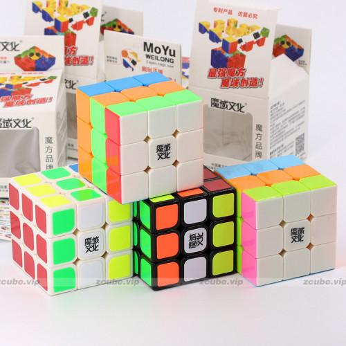 Moyu 3x3x3 cube - WeiLong V2 Plus | Rubik kocka