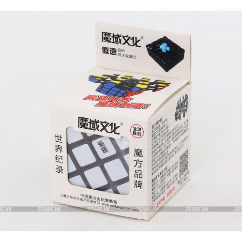 Moyu 4x4x4 AoSu - FengHuoLun cube