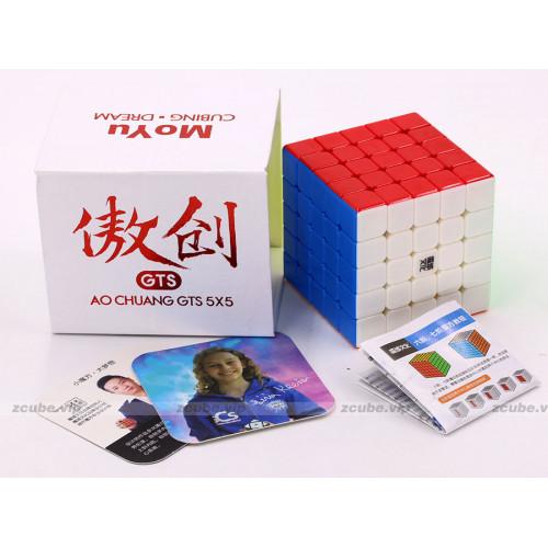 Moyu 5x5x5 cube - AoChuang GTS