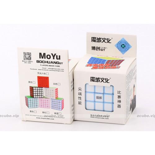 Moyu 5x5x5 cube - BoChuang GT