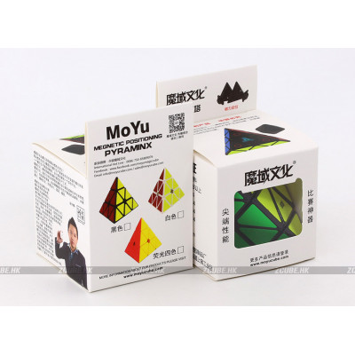 Moyu cube Magnetic Pyramid - Magnetic   Rubik kocka