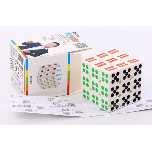 Moyu MoFangJiaoShi 3x3x3 dice cube