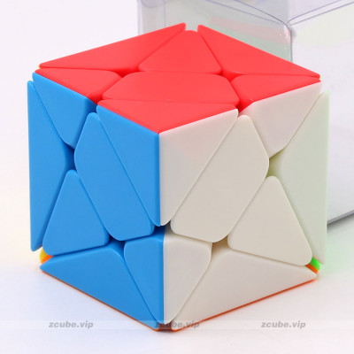 Qiyi 3x3x3 Axis cube - KingKong