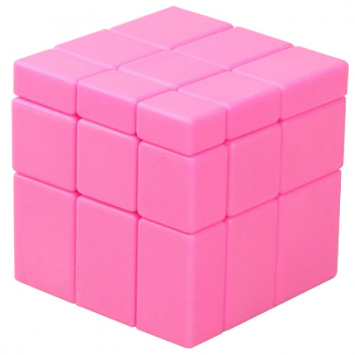 ShengShou Mirror Block 3x3x3 Speed Cube Pink