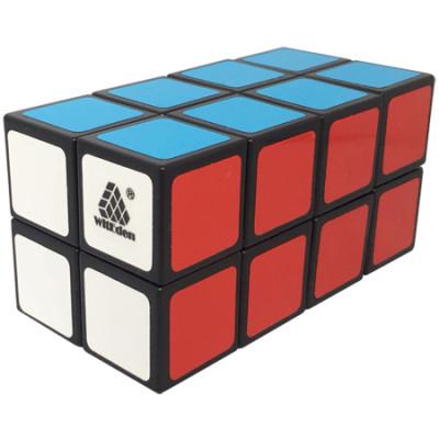 WitEden Fully Functional 2x2x4 Cuboid Cube   Rubik kocka