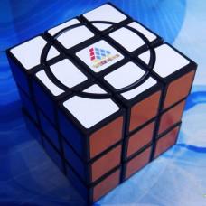 WitEden Super 3x3x3 Magic Cube Black