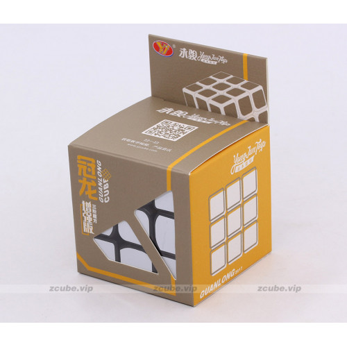 YongJun 3x3x3 cube - GuanLong Plus v2