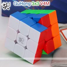 Dayan 3x3x3 cube magnetic - GuHong V4 M   Rubik kocka