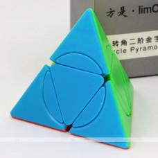 f/s limCube 2x2x2 Circle Series - Pyramorphix Dino Star Plus LiuSeLingJing Ⅱ Circle Pyramorphix   Rubik kocka