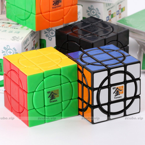mf8+dayan cube - Crazy 3x3x3 plus