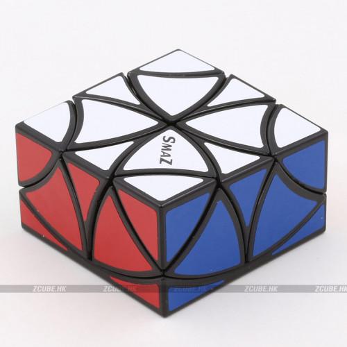 smaZ truncate cube - halve Curvy Copter