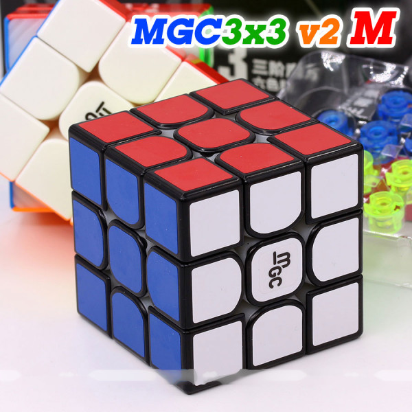 YongJun 3x3x3 Magnetic cube - MGC v2   Rubik kocka