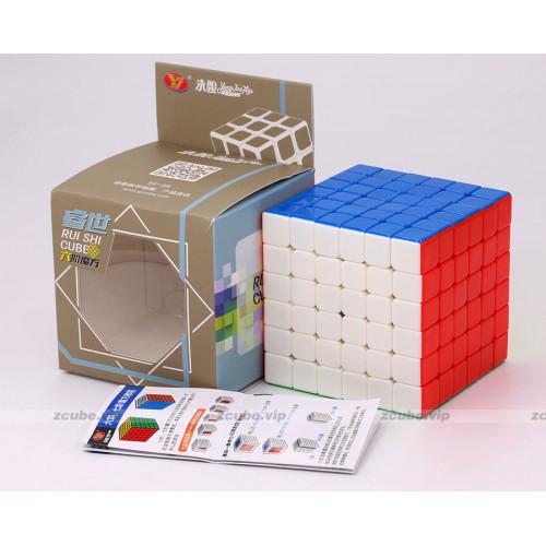 YongJun 6x6x6 cube - RuiShi