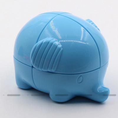 YongJun Special 2x2x2 cube - Elephant Blue   Rubik kocka