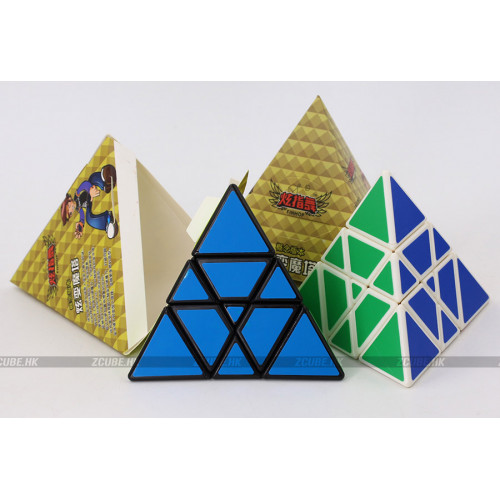 YongJun special 3x3x3 cube - Magic Tower