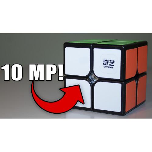 2x2 Rubik Kocka Kirakása Friedrich és Ortega Metódussal