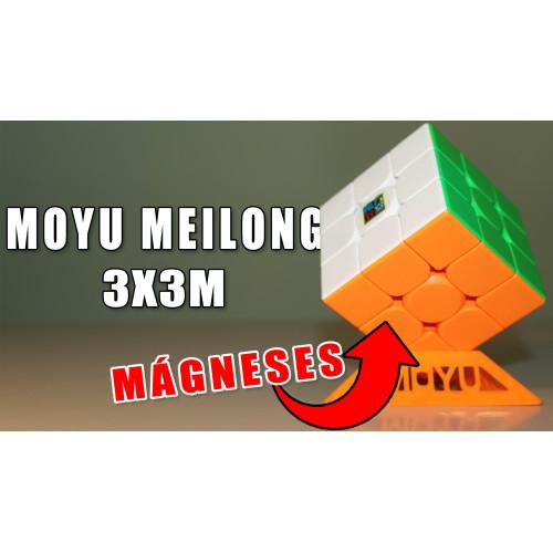Mágneses Rubik Kocka - MoYu 3M