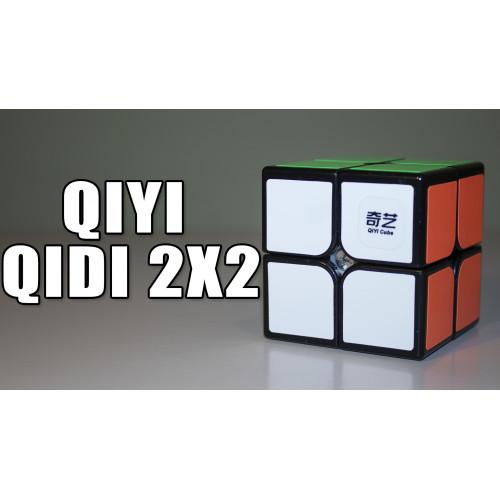 Rubik Kocka 2x2 - QiYi 2x2x2 QiDi Bemutató
