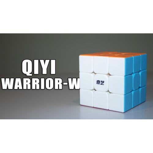 Rubik Kocka Verseny - QiYi 3x3x3 Warrior Bemutató